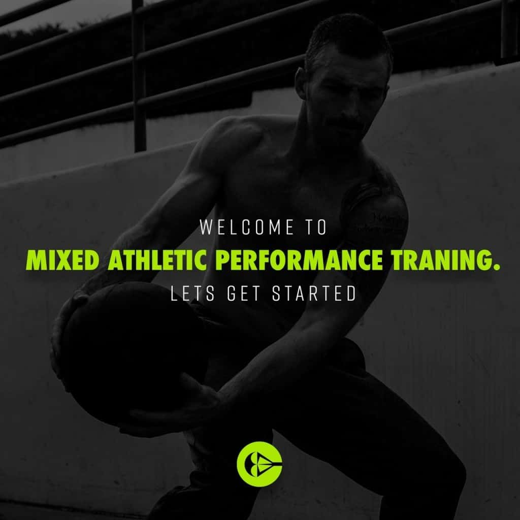 Welcome to Mixed Athletics Performance Training