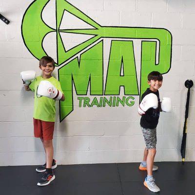 Kids Kickboxing Class Product Image