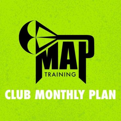 MAP Training Monthly membership product image